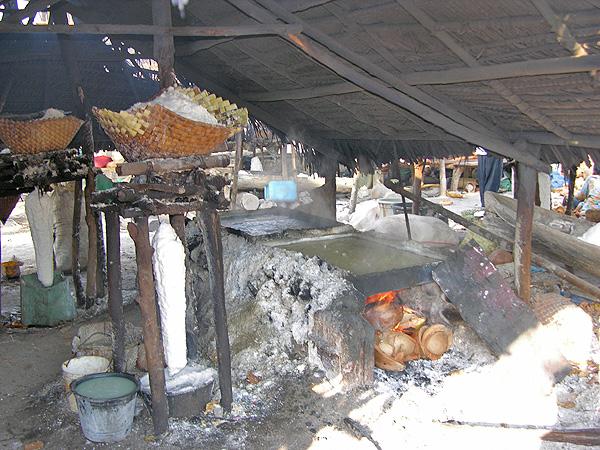 Nangahale village