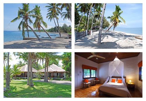 Amrita Beach Resort - Maumere - Flores Island - Indonesia