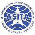 Member of Asita - Association of the Indonesia Tour & Travel Agencies