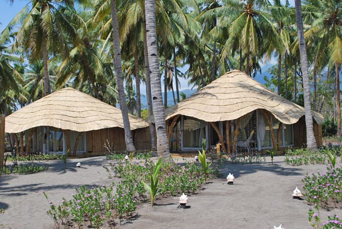 Hotel Resort in Maumere - Insel Flores - Indonesien