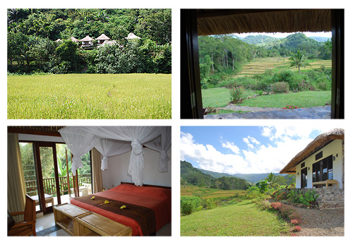 Kelimutu Crater Lakes Eco Lodge - Moni - Flores - Indonesien