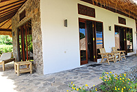 Accommodation Moni Flores Island Indonesia
