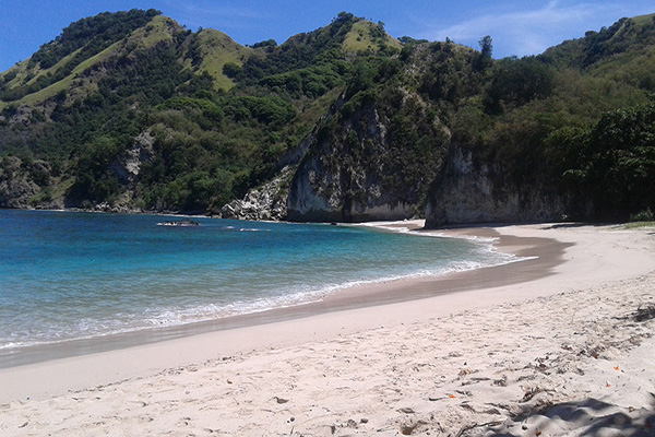Koka Beach - Flores Island - Indonesia