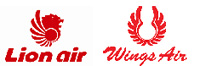 International and Domestic flight booking with Lion Air and Wings Air