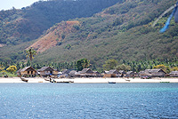 Diving in Indonesia in der Maumere Bay Flores Island Indonesia Indonesien Diving Maumere