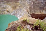 Volcano Kelimutu tour Flores Island Indonesia