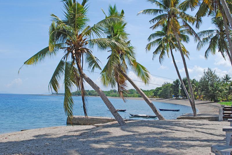 Hotels und Resort auf Flores Indonesien